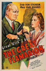The Great Flamarion 1945 DVD - Erich von Stroheim / Mary Beth Hughes